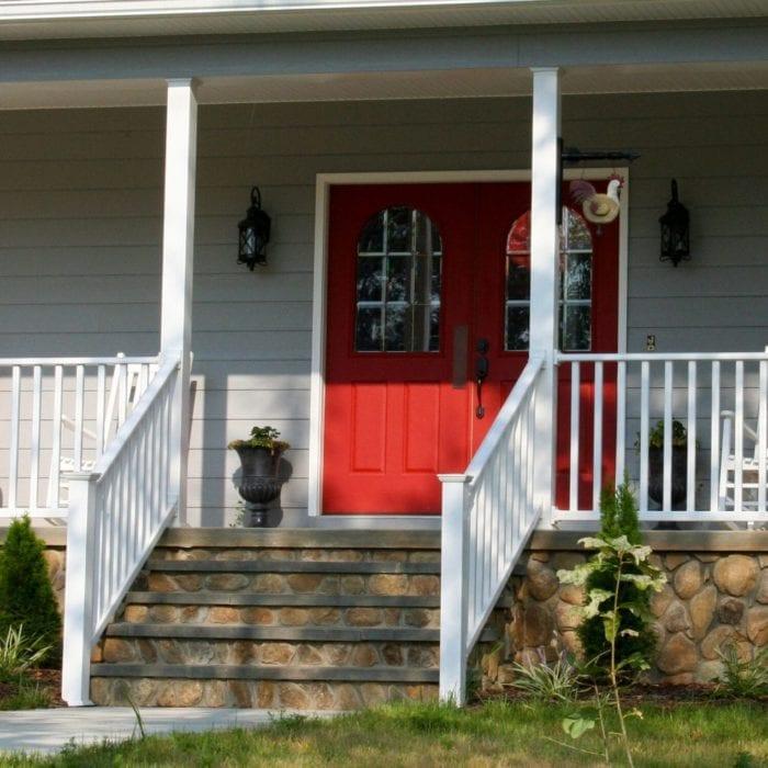 Porch Post