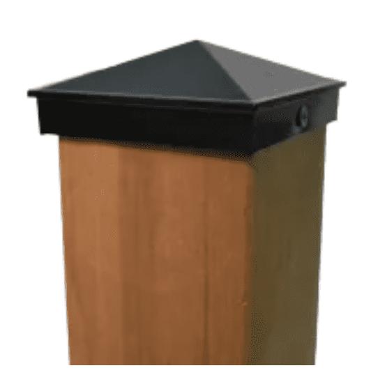 Wood Post Cap
