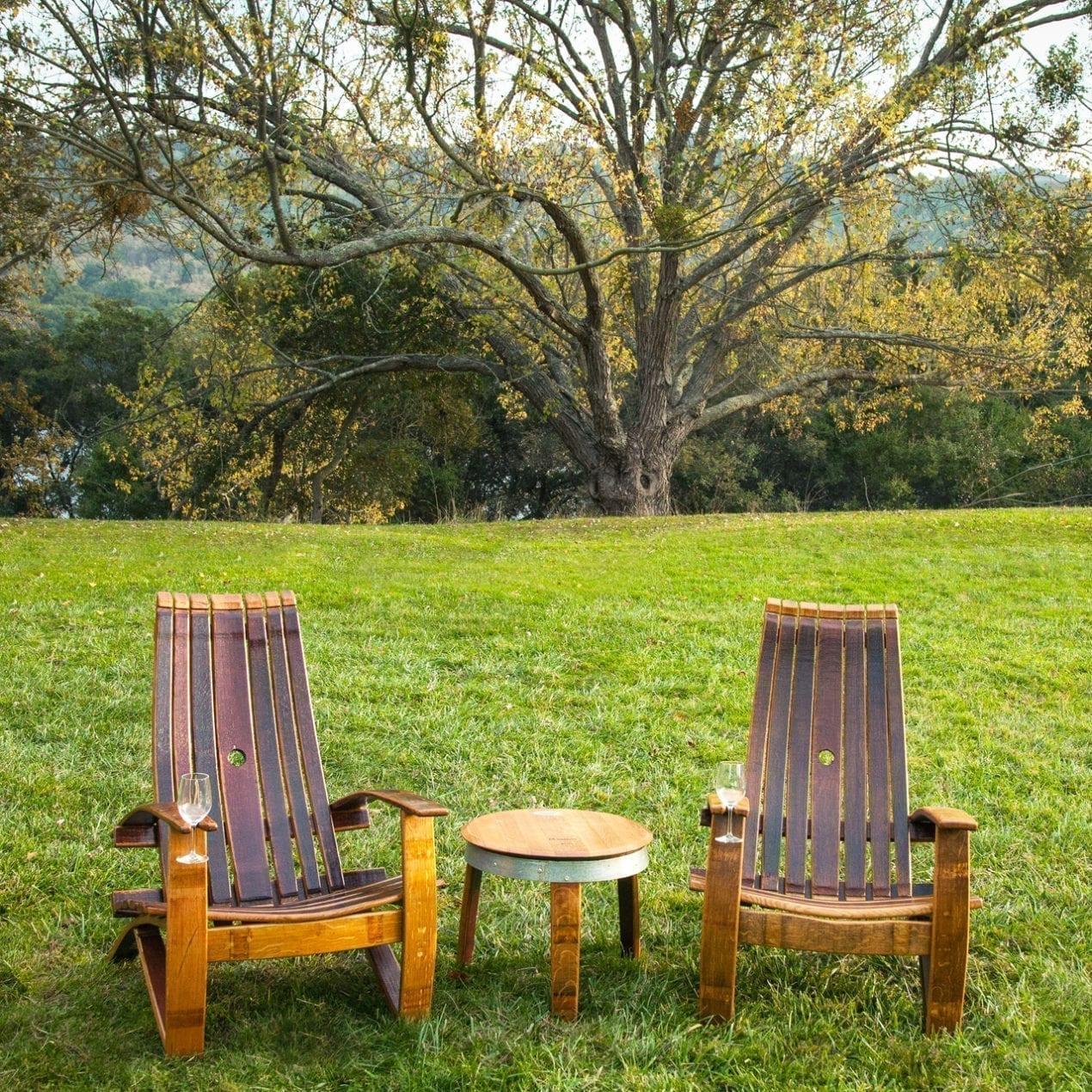 Adirondack Chair Screen Porch Living
