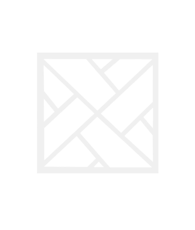 Chippendale White Insert