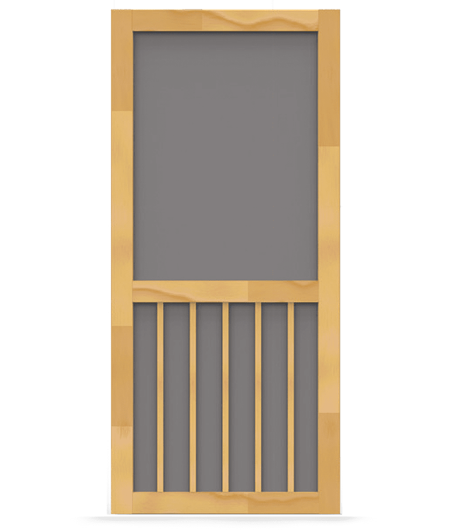 Five Bar Door
