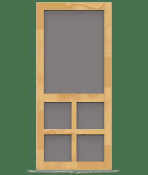 Summit Wood Screen Door
