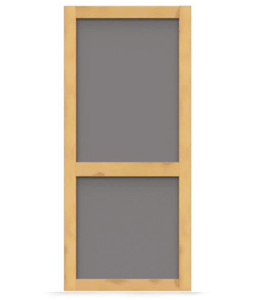 Liberty Wood Screen Door  sc 1 st  Screen Porch Living & Sunburst Vinyl Screen Door | Screen Porch Living