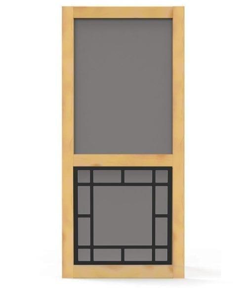 Buy decorative screen doors online screen porch living for Buy screen door