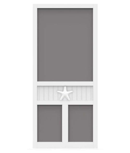 Starfish Screen Door