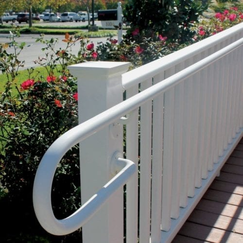 ADA Secondary Handrail