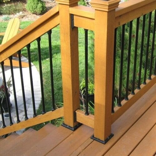 Snap N Lock Baluster System